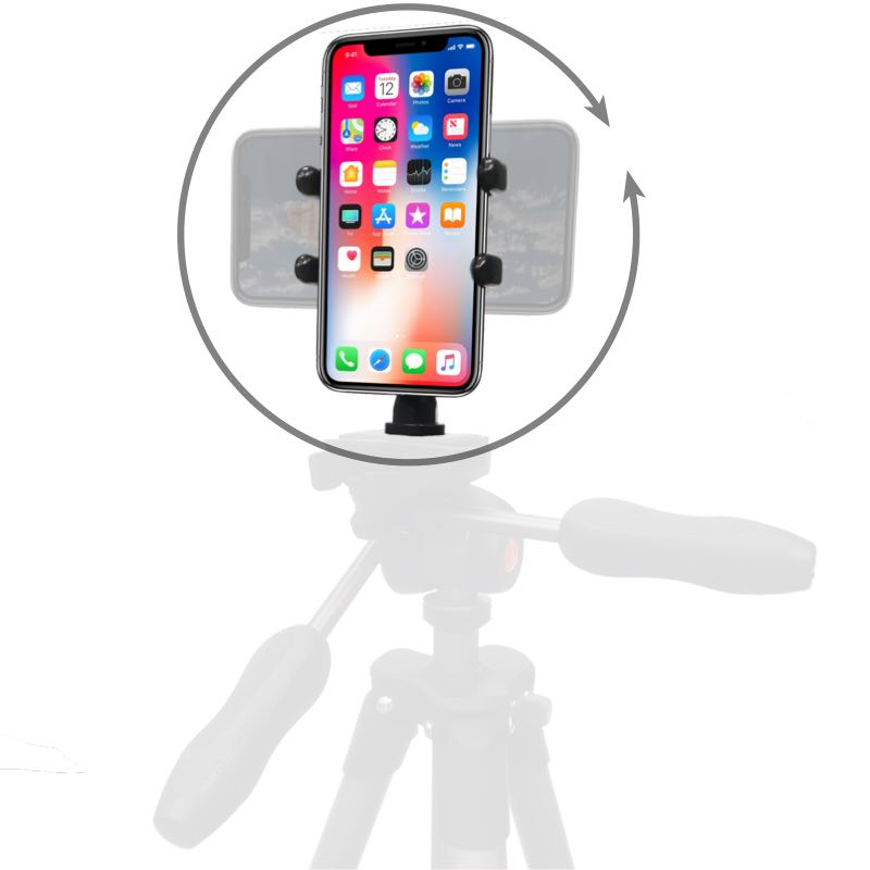 iPhone X Tripod Mount