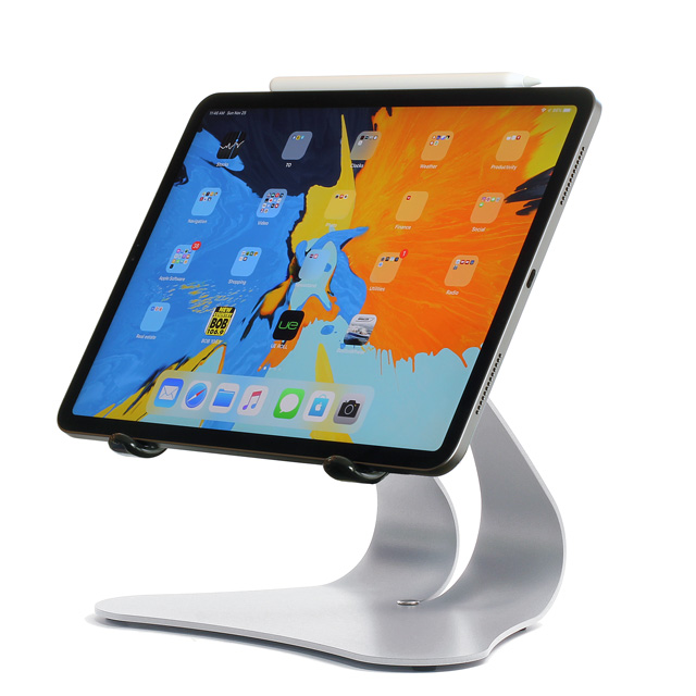 iPad Pro 11 Stand (for all iPad sizes) Stabile 2.0 - Use with Apple Pencil 2