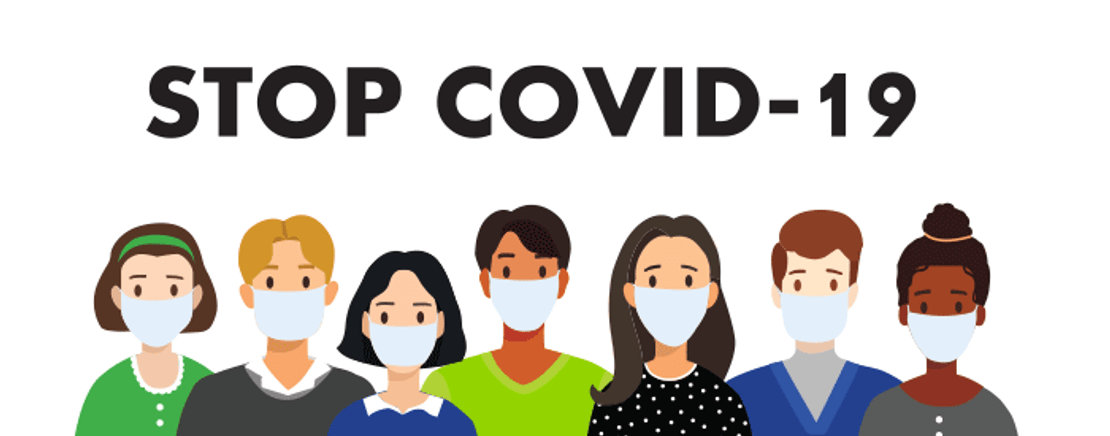 Slow the Spread of COVID-19 – Use masks