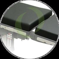 BCS- 5330 - Bariatric Comfort Series Maquet 1130 Cushion Set