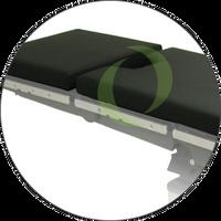 BCS- 1520 - Bariatric Comfort Series Shampaine Radi-Op 1400-1900 Cushion Set