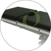 BCS- 7260 - Bariatric Comfort Series Skytron Elite 3000/3001/3002/Impulse 3003 Cushion Set