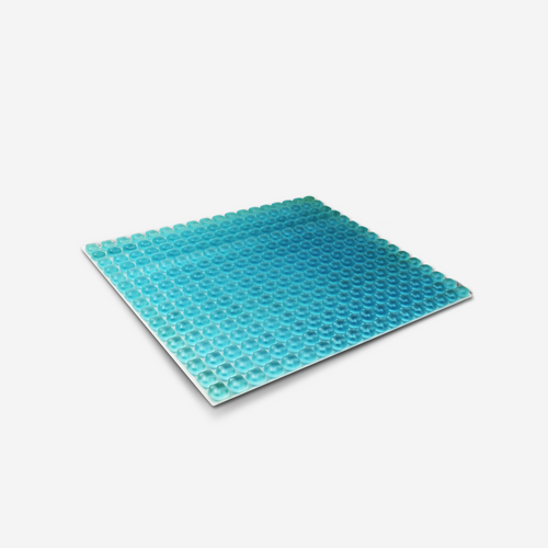 "GP- 7850 Cubz Gel Overlays Chair Multi-Use Pad (16"" x 18"" x ⅝"" Thick)"