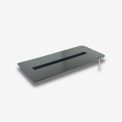HT-2350 CARBON FIBER  Operating Surface w/ flat bar mounting