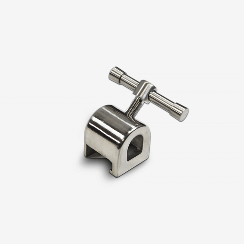 CL-2100 Stainless Steel  Round Bar Accessory Surgical Table Clamp