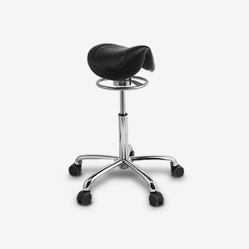 "ST-5300 Dynamic Narrow Saddle Stool 13""W"