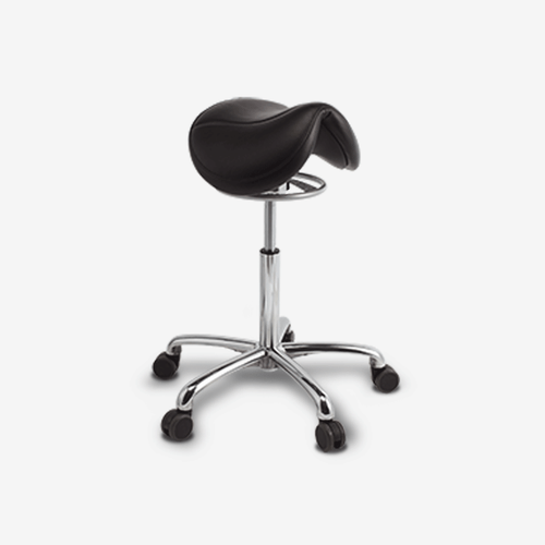 "ST-5500 Dynamic Saddle Stool - 18""W"