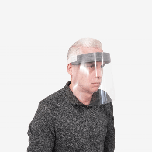 FS-1000 - Medical Disposable Face Shield