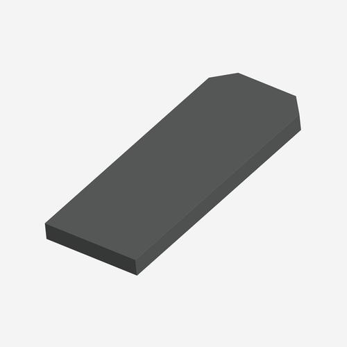 """SPM- 5057 - Kova Comfort Stretcher Pad - 29"""" x 75"""""""
