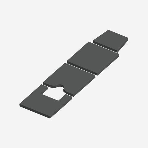 SC- 1220 - Standard Series Shampaine 511 Cushion Set