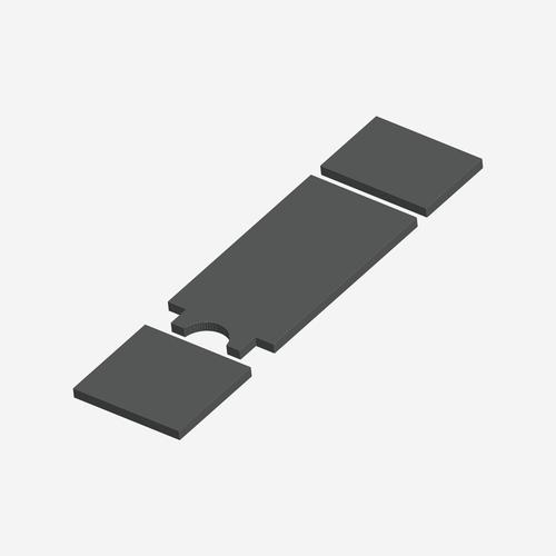 PC- 4550 - Pro-Tek Series Midmark/Chick 7100 Cushion Set