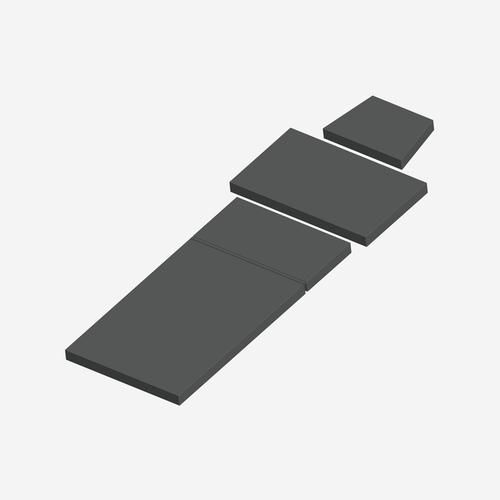 PC- 1780 - Pro-Tek Series Shampaine 2605NLB Cushion Set