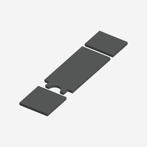 IGC- 4550 - Integra-Gel Series Midmark/Chick 7100 Cushion Set