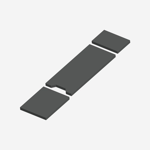 IGC- 7040 - Integra-Gel Series Skytron Elite 3600B Ultraslide Cushion Set