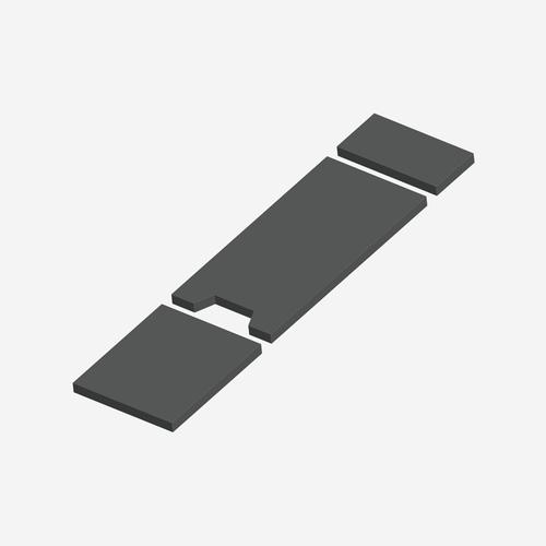 IGC- 7020 - Integra-Gel Series Skytron 5001/6001/6500 Cushion Set