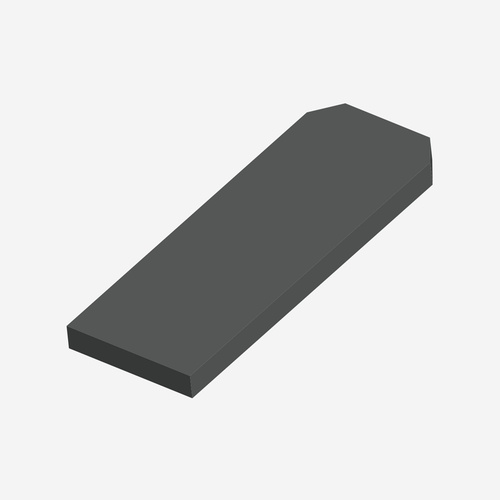 "SP- 5051 - Standard Comfort Stretcher Pad - 27"" x 75"""