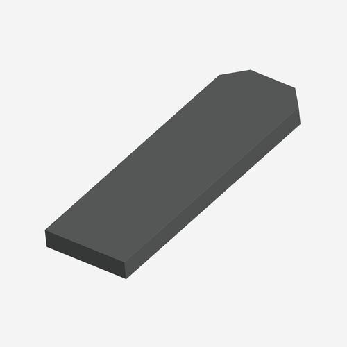 "SP- 5004 - Standard Comfort Stretcher Pad - 24"" x 75"""