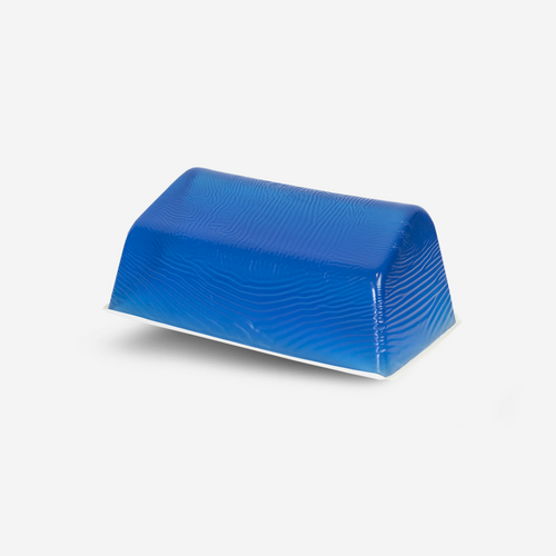 "GP- 4710 Sloped Chest Roll (6.3""W x 3½""-5"" x 12""lg)"