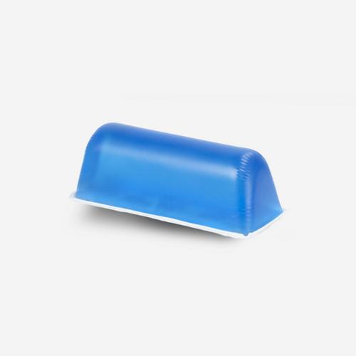 "GP- 4810 Flat Bottom Chest Roll (3"" x 8"" x 3"")"