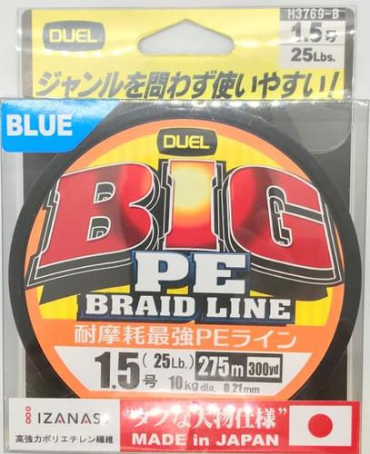 Duel Big PE Braid Line