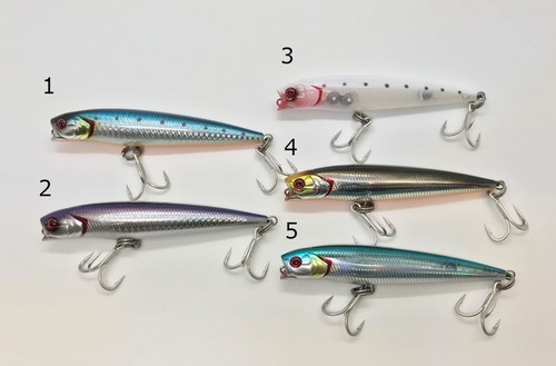 Daiwa T.D.Salt Pencil Lure 125S 30g