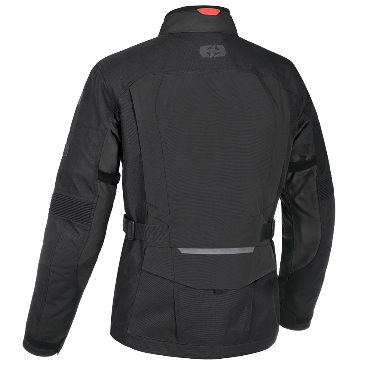 Oxford Continental Advanced Waterproof Jacket - Tech Black