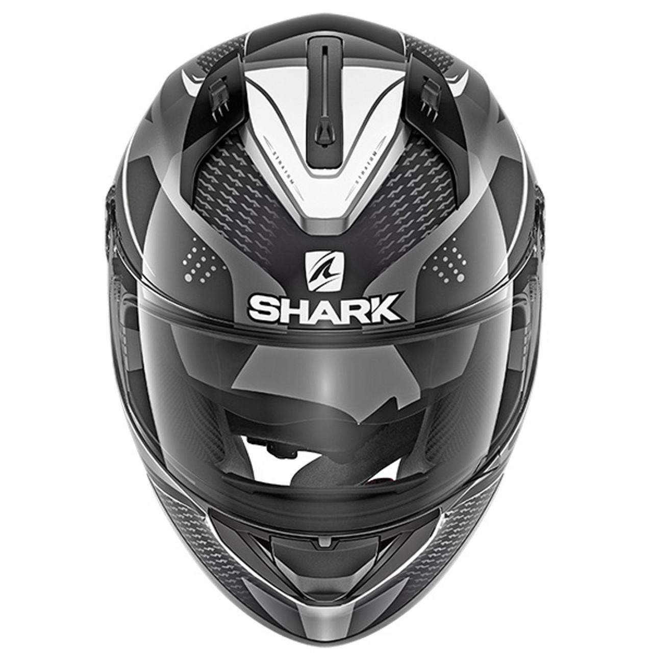 Shark Ridill Stratom Full Face Helmet AKW - Anthracite / Black