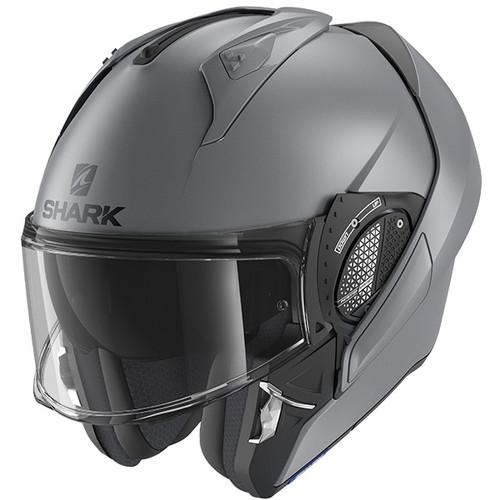 Shark Evo GT Flip Front Helmet AMA - Mat Anthracite