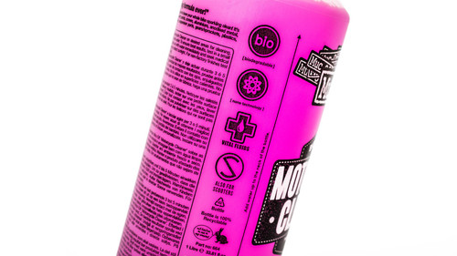 Muc-Off Motorcycle Cleaner 1 Litre Side