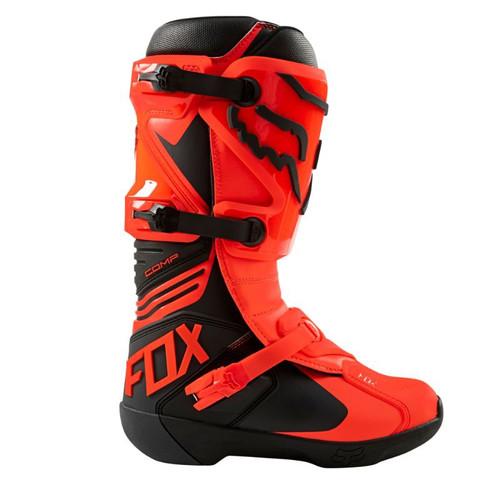 Fox Comp Boot MX21 - Flo Orange