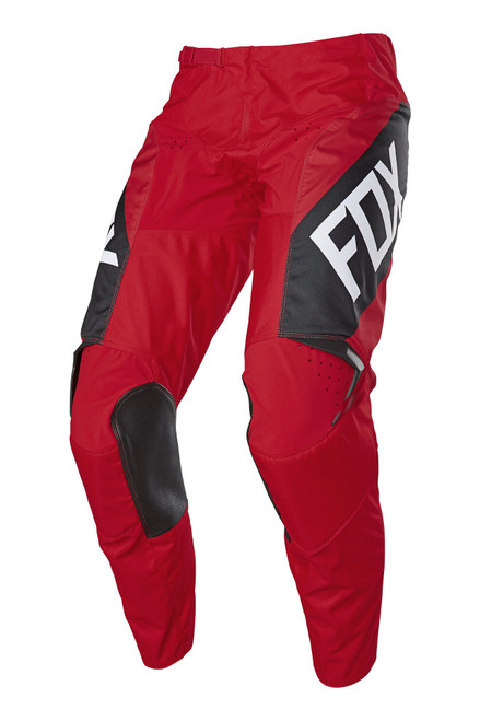 Fox Youth 180 Revn Pant - Flame Red