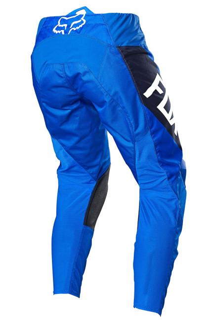 Fox Youth 180 Revn Pant - Blue Rear