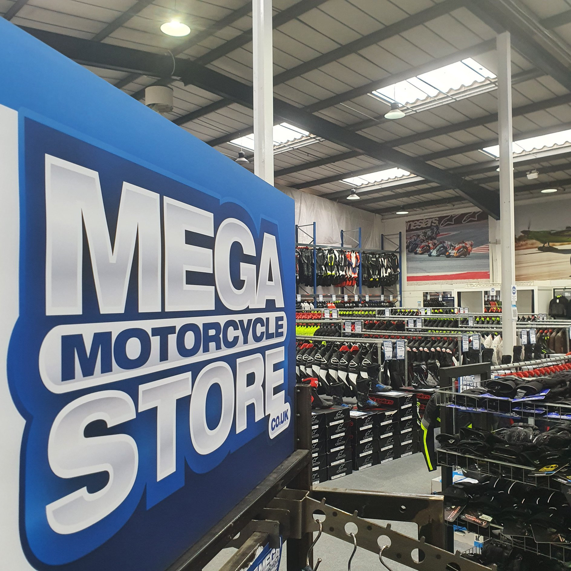 We're back BIGGER, and BETTER, than ever with NEW STOCK and NEW DISCOUNTS from MONDAY 12th APRIL 2021