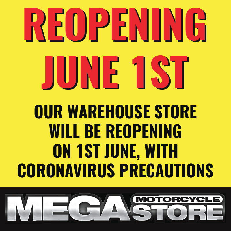 We're reopening our Swindon warehouse store to the public from Monday, June 1st 2020