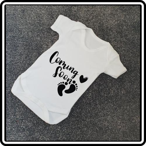 Coming Soon Babygrow