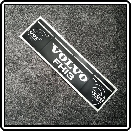 4 Pocket Tax Disc Holder - Volvo