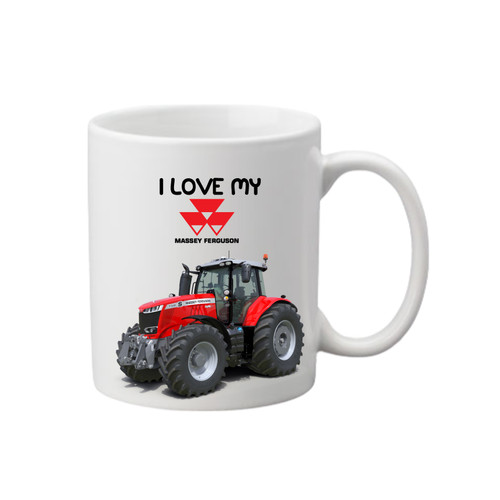 Massey Ferguson Printed Mug