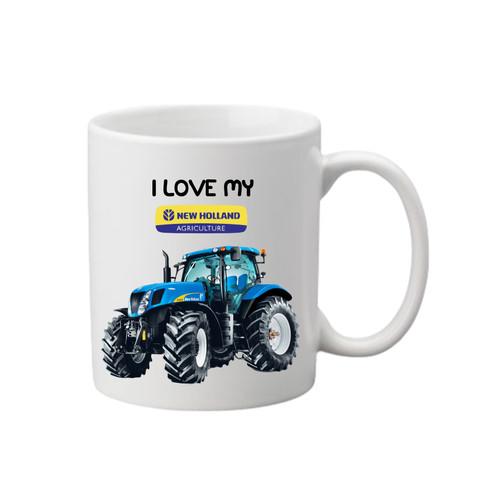 New Holland Printed Mug