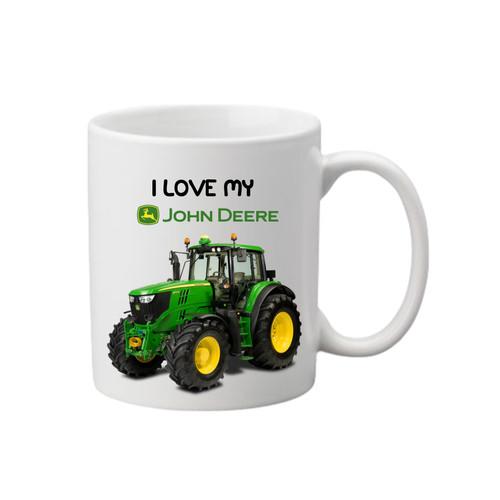 John Deere Printed Mug