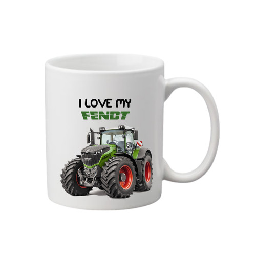 Fendt Printed Mug