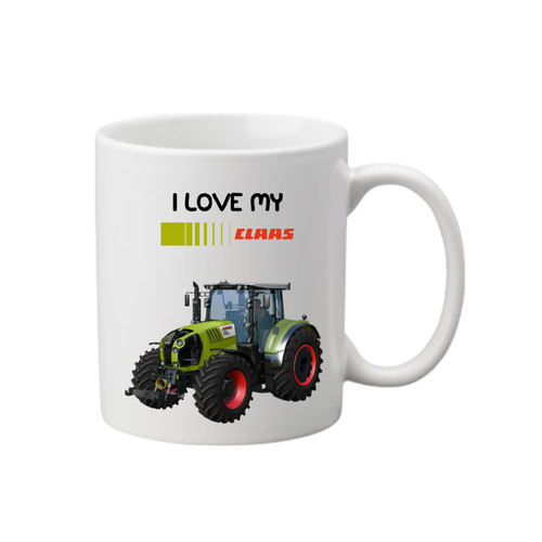 Claas Printed Mug