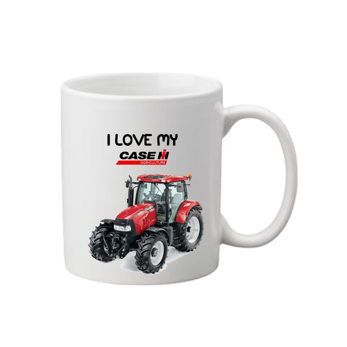 Case IH Printed Mug