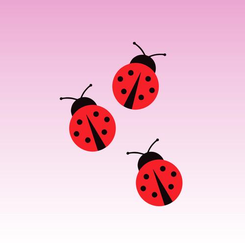 Ladybird Decal
