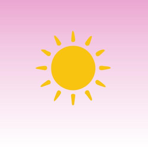 Sunshine Decal