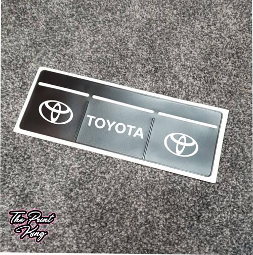 Tax Disc Holder - Toyota