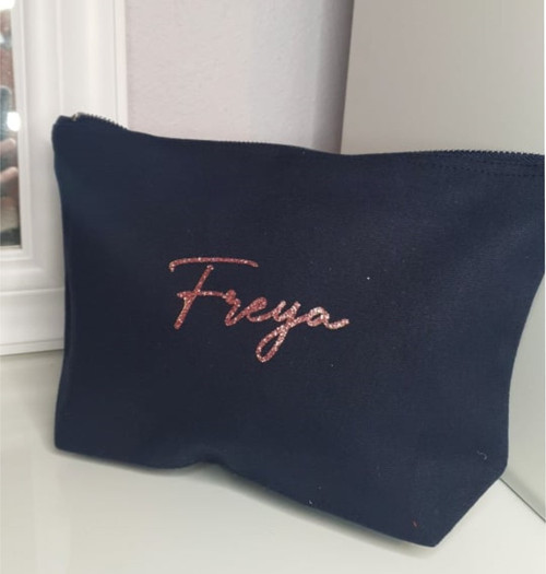 Personalised Cosmetic Bag