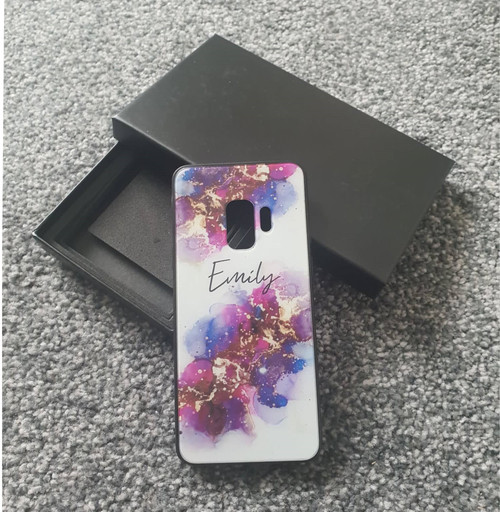 Personalised Phone Cover (Style A)