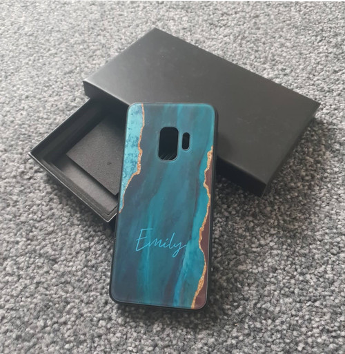Personalised Phone Cover (Style B)