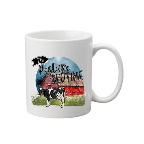 Pasture Bedtime Printed Mug