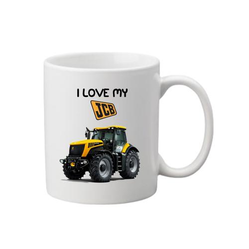 JCB Printed Mug
